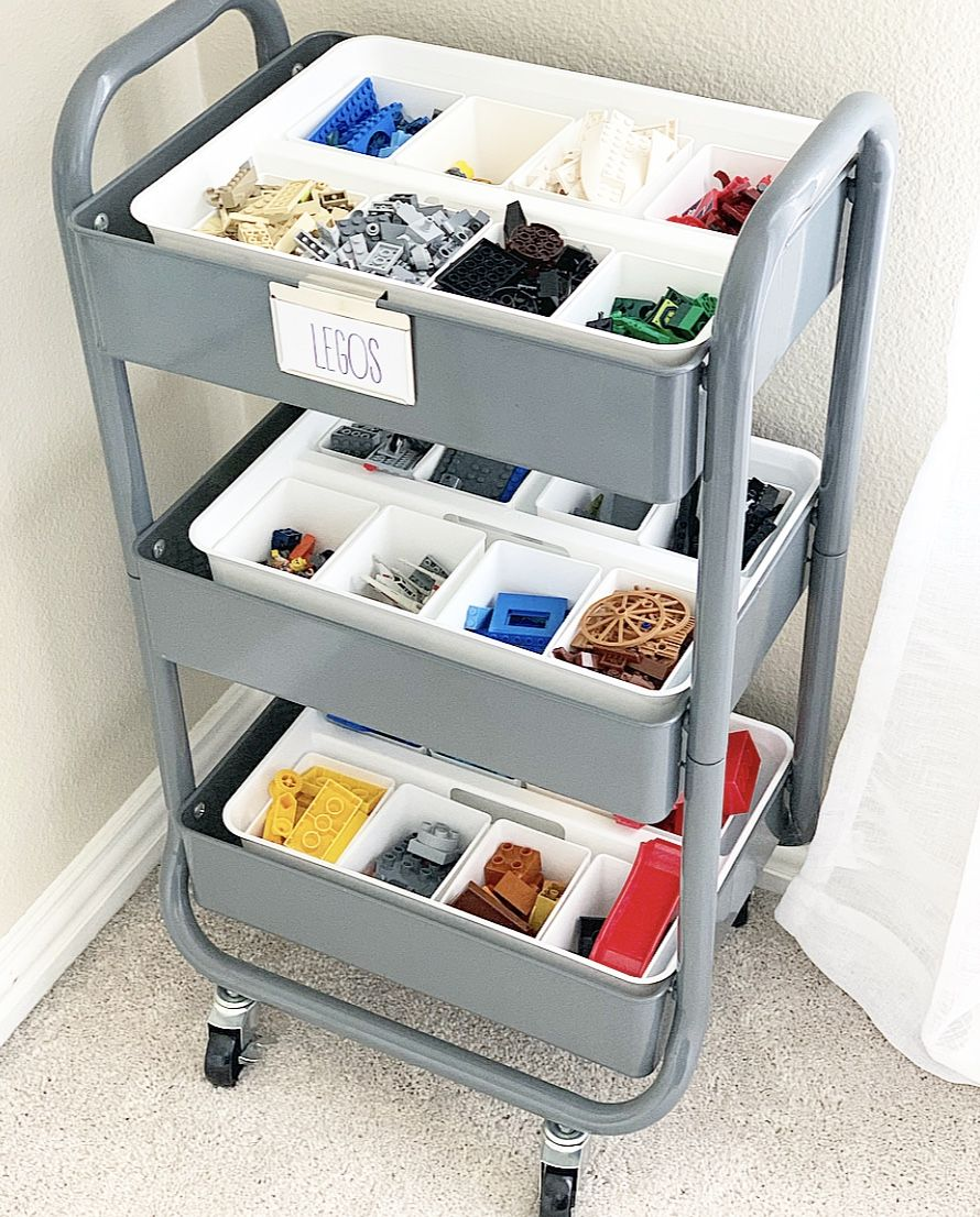 How To Organize Your Playroom With Ease Cupboards Organization
