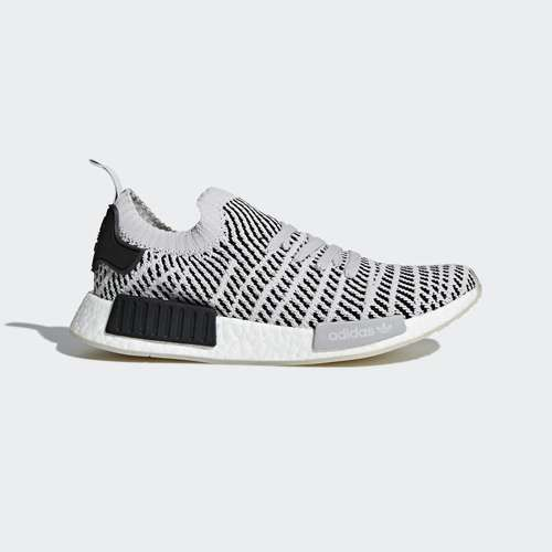1346edfd1 adidas NMD R1 STLT Primeknit Grey CQ2387 in offer! Find it now with 30%  discount at 126€!