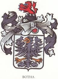 The Botha Family | Genealogy-a-licious | Family crest