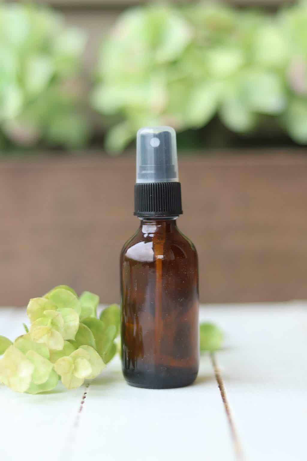 All natural febreze with essential oils recipe