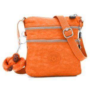 Kipling Alvar XS Minibag (Luminous Orange) AC7098 728