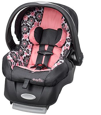 Evenflo Embrace Lx Infant Car Seat Penelope Babies R Us Baby Car Seats Car Seats Baby Car Seats Newborn