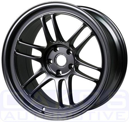 Enkei Rpf1 Wheel 18x10 5 15mm 5x114 3 Each Gunmetal Enkei Rpf1 Enkei Wheels Wheel