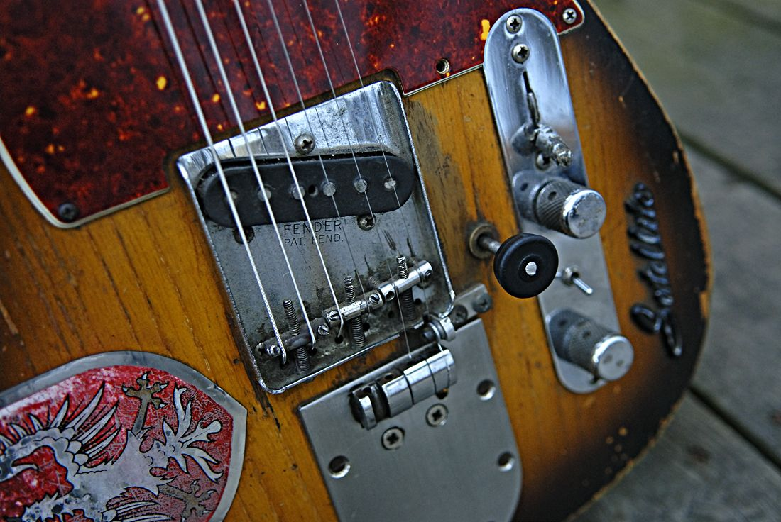 Clarence Whites Original Fender B Bender Telecaster Now Owned By Guitar Wiring 101 Basic Electronics Mylespaulcom Curator Of Legend Marty Stuart