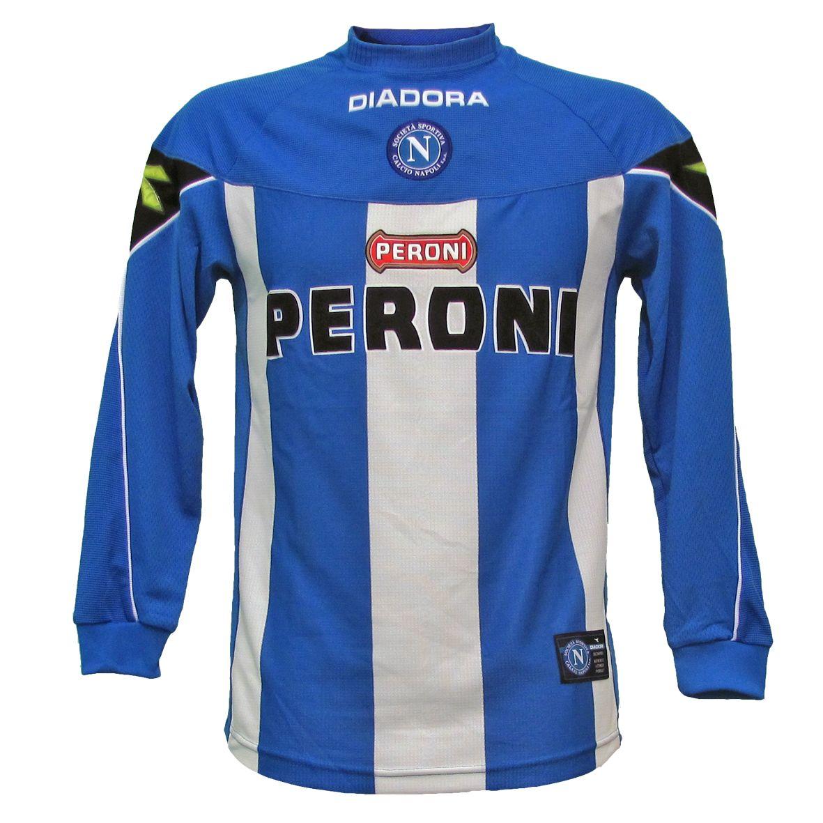 SSC Napoli (Italy) - 2002 2003 Diadora  La Maglia Argentina ... 135f1876328dd