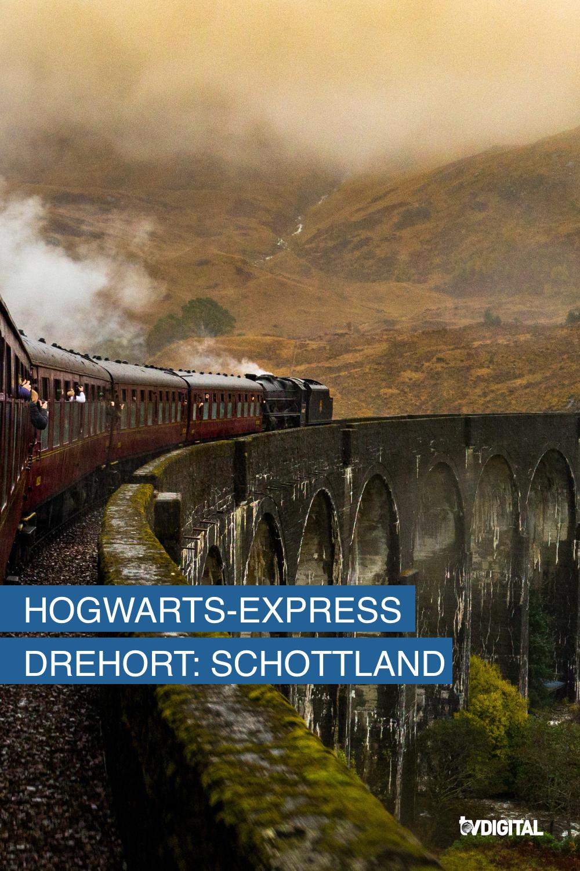 Glenfinnan Viadukt Schottland Harry Potter Und Weitere Blockbuster Feuerkelch Hogwarts Kammer Des Schreckens