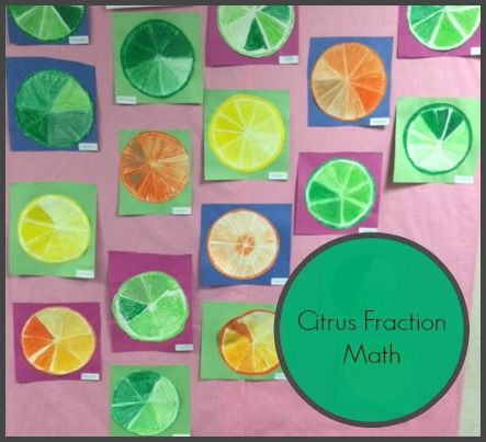A fun activity that combines math and art to practice fractions.