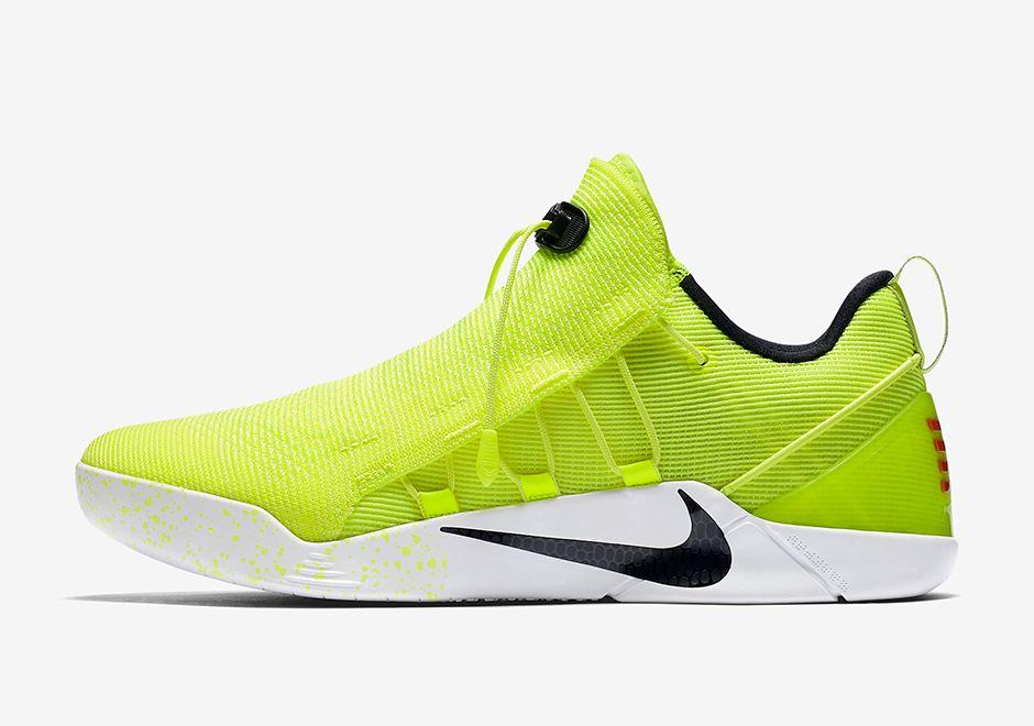 Nike Kobe AD NXT Volt 916832-710 Release Info | SneakerNews.com