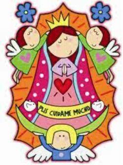 Virgencita Plis Cuidame Virgencitas Virgencita De Guadalupe