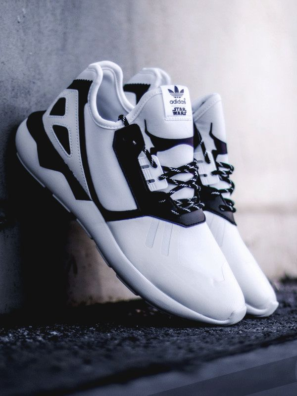 STAR WARS × ADIDAS Tubular Runner #Stormtrooper #starwars
