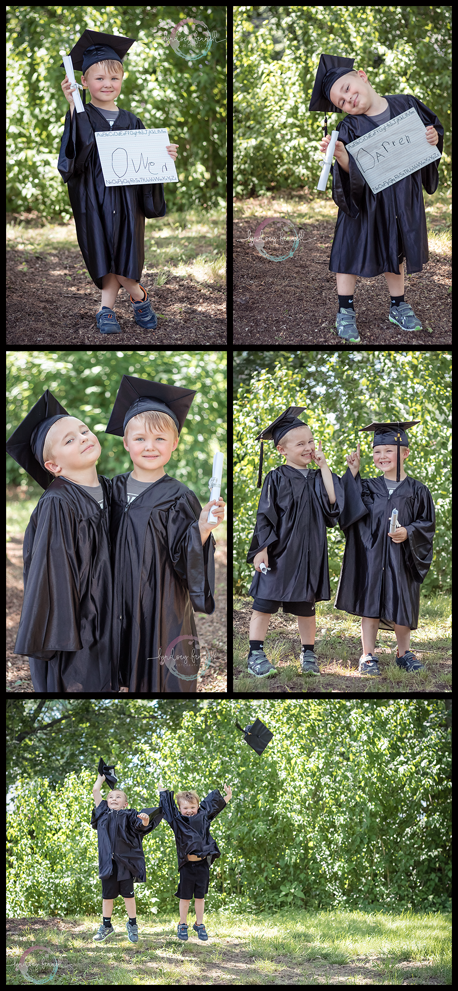 Preschool Graduation Photos, Prek Grad, Graduation Photoshoot, Lyndsey Fennell Photography