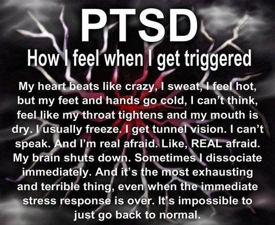 Pin By PTSD Dating On PTSD Dating Ptsd Ptsd Awareness Stress Fascinating Quotes About Ptsd