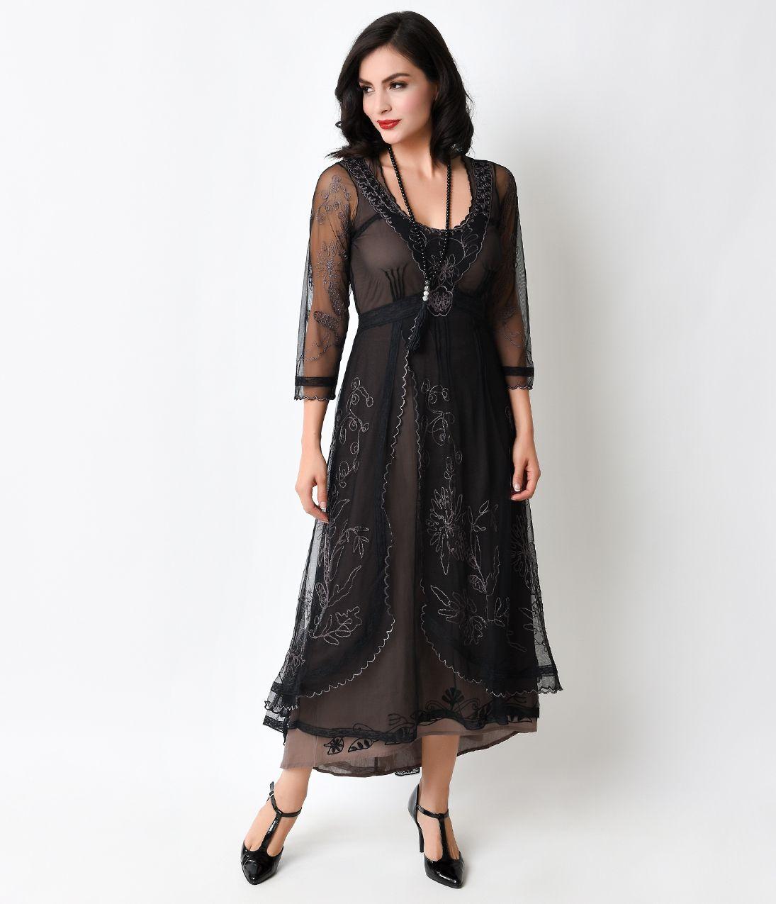 1920s Formal Dresses