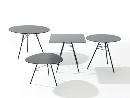 Tavolo Arper ~ Arper leaf outdoor tables leaf collecti outdoor