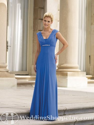 e6cd330a76af3 Bridesmaid dress cornflower blue | Dream Wedding in 2019 ...