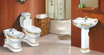 These are the basic sanitary ware and sanitary fittings which are ...