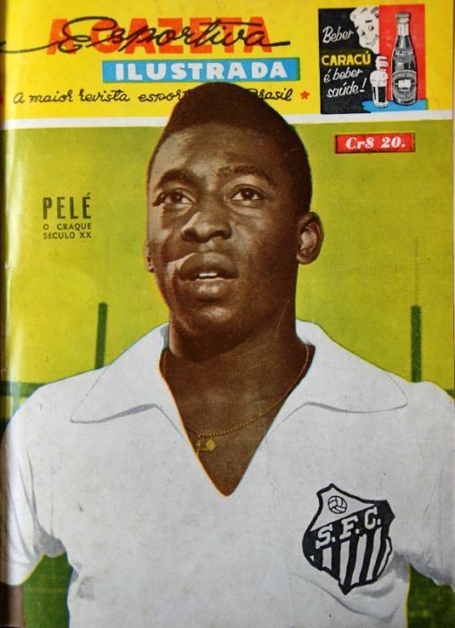 Gol 500 de Pelé foi contra o São Paulo, em 1962 A_gazeta-press-foto