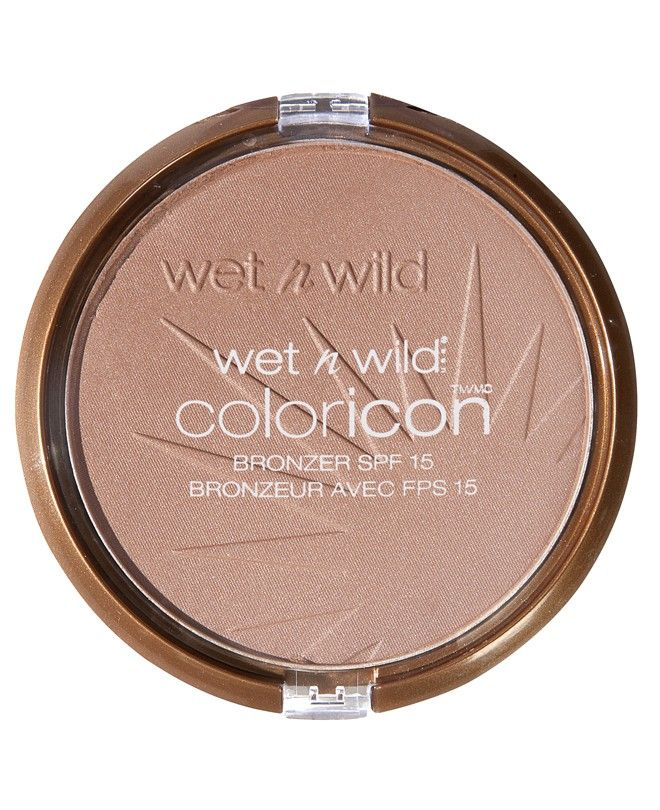 Color Icon Bronzer SPF 15 Wet n wild cosmetics