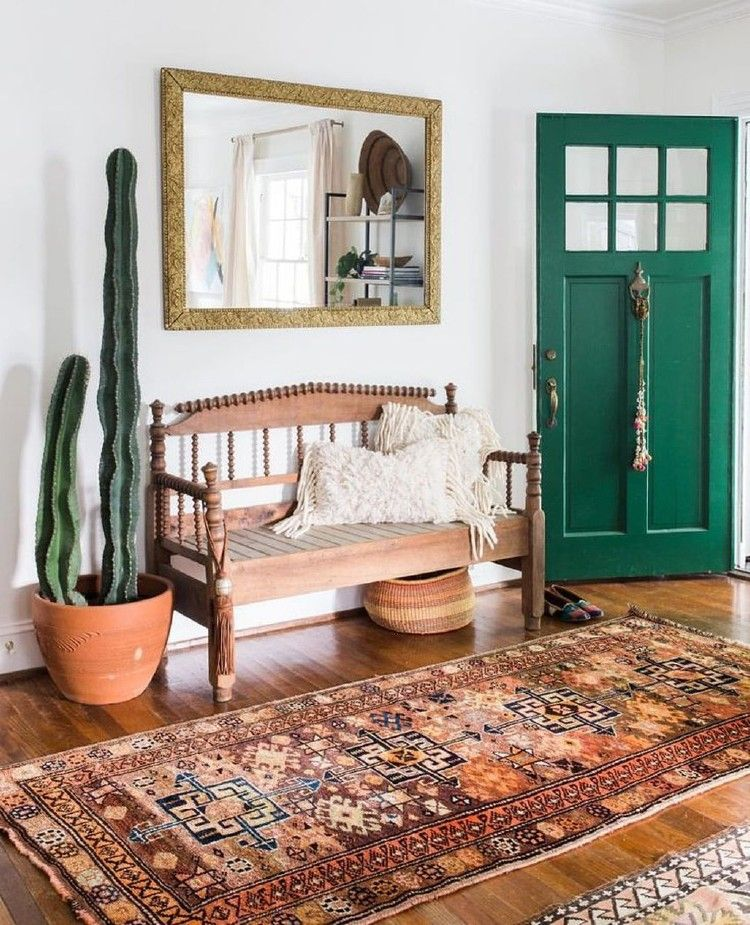 28 Incredible Bohemian Hallway To Inspire Today In 2020 Home Decor Home Decor