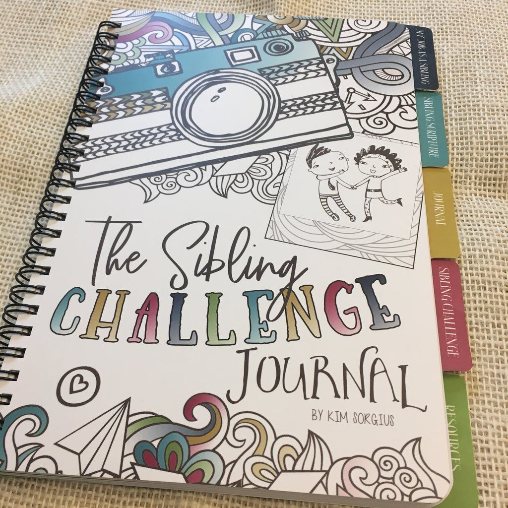 Sibling Challenge Journal