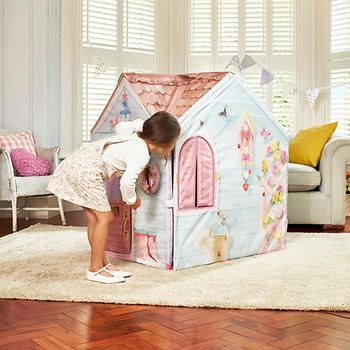 The Dreamtown Rose Petal Cottage Playhouse Gifts Pinterest
