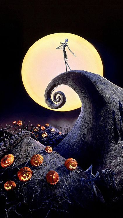 Thedansemacabre Nightmare Before Christmas Wallpaper Halloween Wallpaper Iphone Halloween Wallpaper 23340 votes and 573468 views on imgur: pinterest