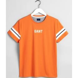 Photo of Gant Nh Logo T-Shirt (Orange) GantGant