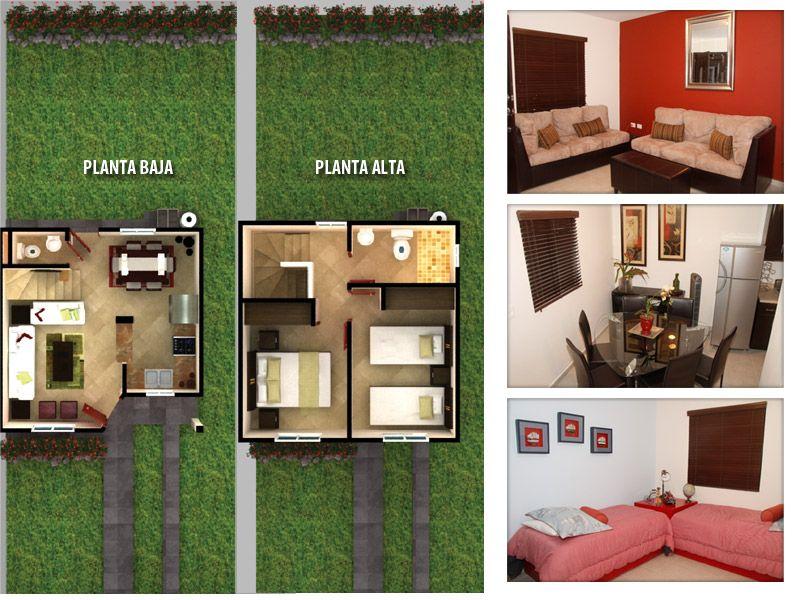 planos de casas urbi