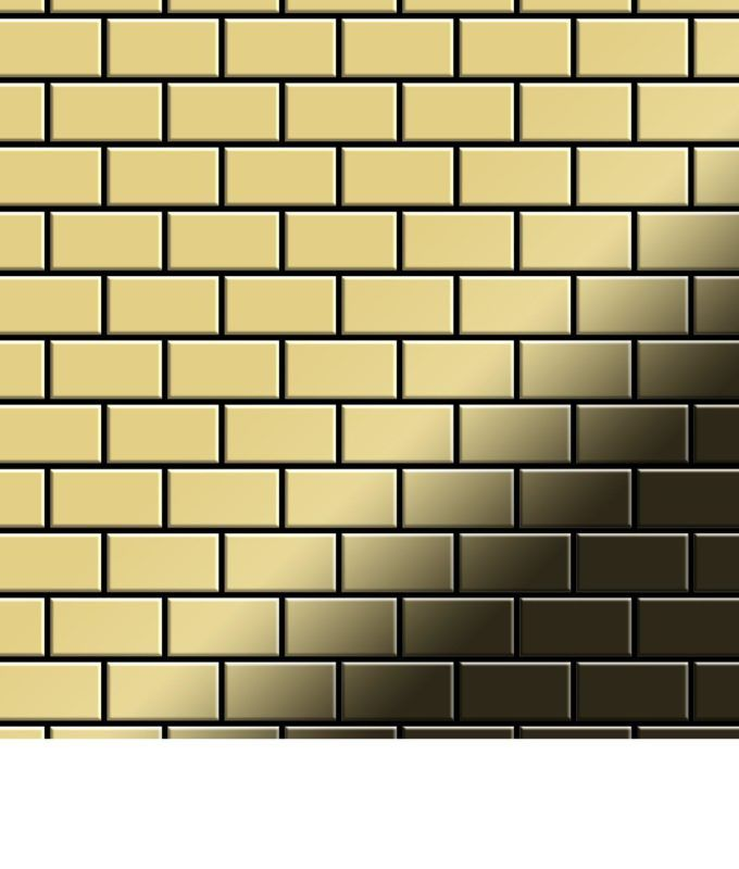 Metal mosaic Brass ALLOY HOUSE 416-13 https://profhome.com/ #profhome #design #wallpaper #wallpanels #dream #designer #designed #designs #fashiondesign #interiordesign #architecture #architect #artist #classical #clean #beautiful #perfect #shiny #amazing #best #craft #antique #vintage #retro #homestyling #styling #style #stylist #good #artwork #renovation @profhome