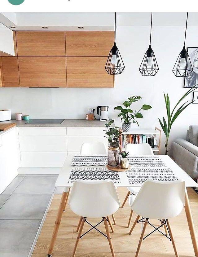 Pin de a glimpse of happiness em interior design cocinas for Mobilia domestica