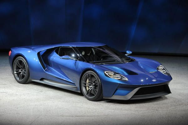 How Rich Do You Need To Be Afford The New Ford Gt Supercar