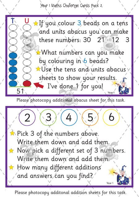 19 fun maths activities for the end of term to do in or out of the classroom!