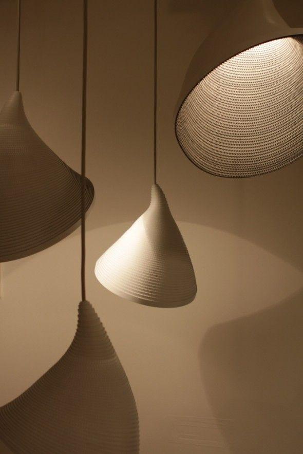 Luminaires intérieurs design by hyungshin hwang