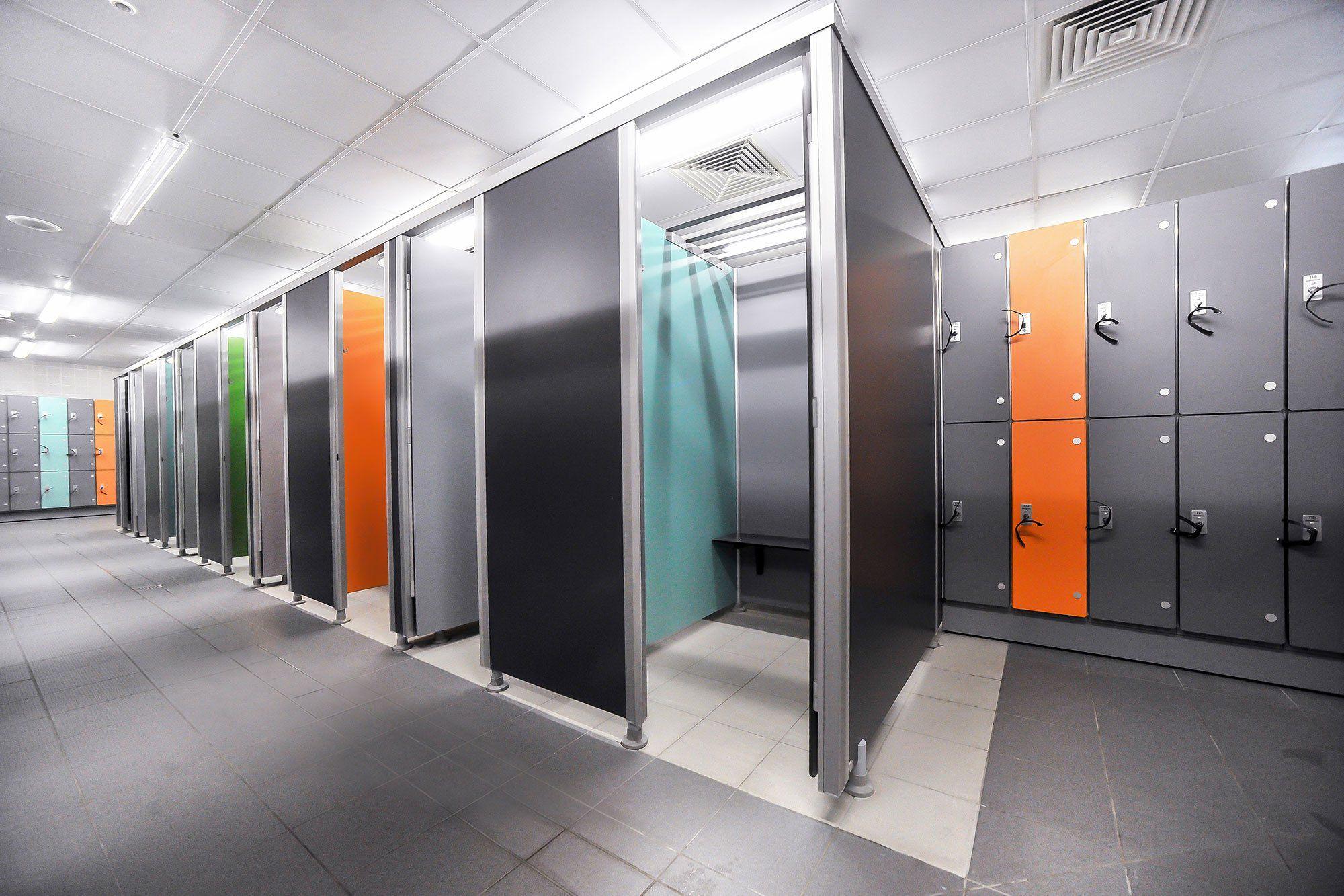 Cubicles With Images Washroom Design Locker Designs Toilet