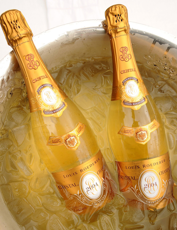 Crystal Champagne | WINE & SPIRITS | Pinterest
