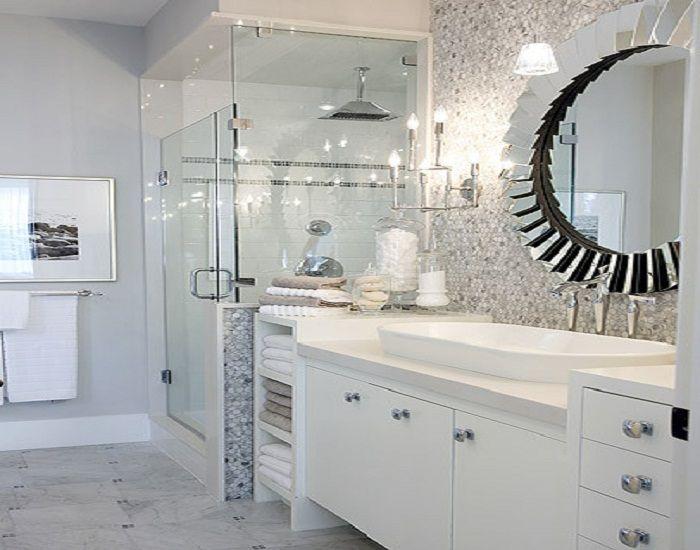Renovar El Bano Sin Obras Girl Bathrooms Gray Color And