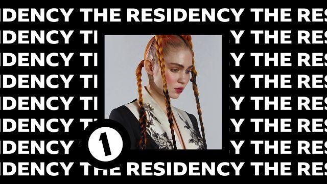 BBC Radio 1 - Radio 1's Residency, Grimes