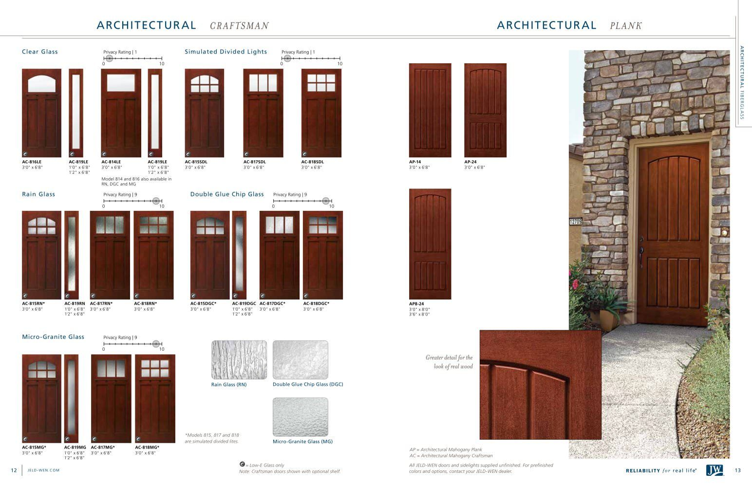 front entry doors designs craftsman houston   Fiberglass and Steel ...