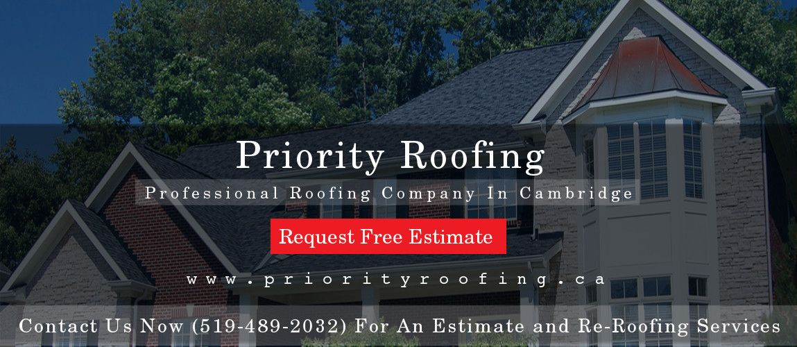 Priority Roofing Professional Roofing Contractors In Cambridge