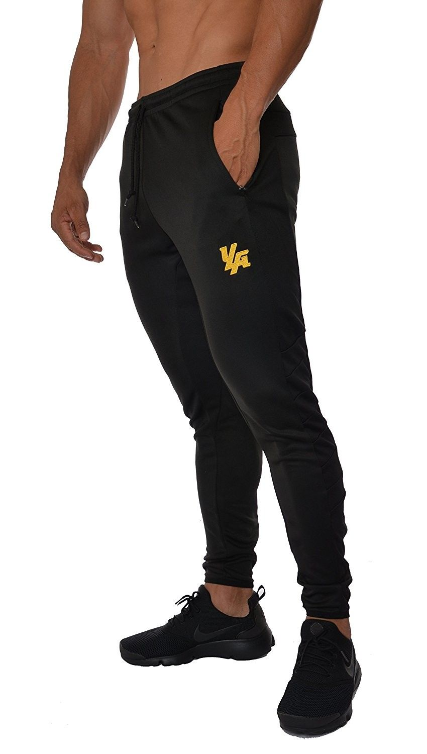 Mens Soccer Training pants tapered fit 5 colors All