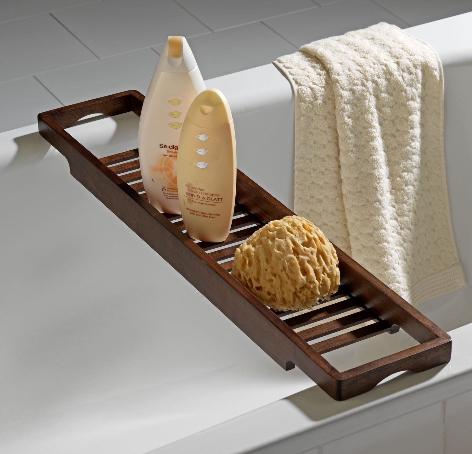 Bathtub Tray for Your Bathroom Accessories: Unique Bathtub Tray ...