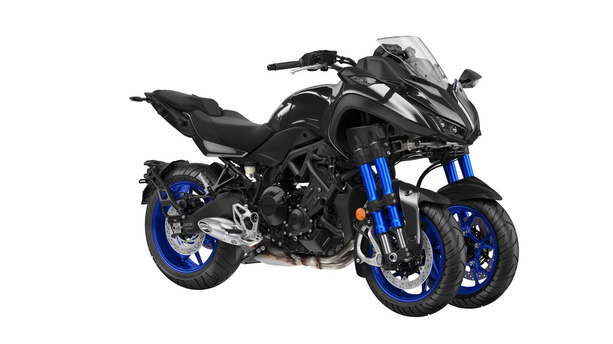 Niken Motorraeder Yamaha Motor In 2020 Motorrad Fahren Trike Motorrader Yamaha Motor