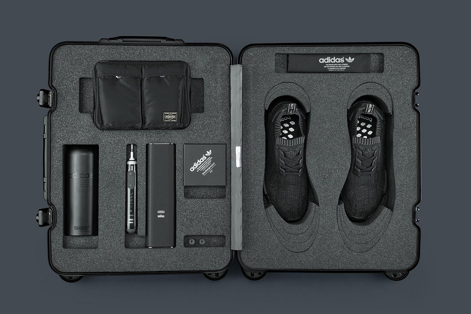 7b9d336cf adidas Originals Reveals the Ultra-Rare NMD R1 PK