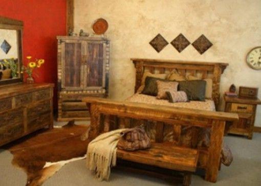 modelos de muebles rsticos de madera