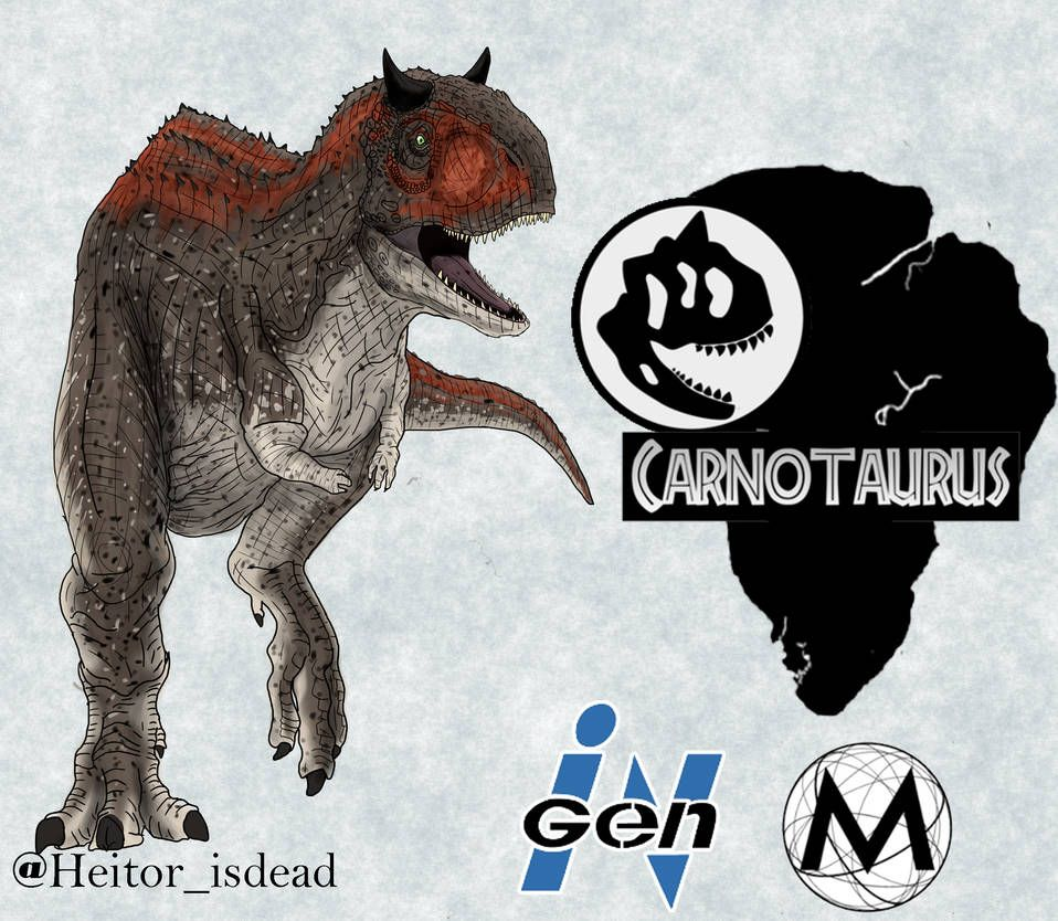 Carnotaurus Jurassic World Fallen Kingdom By Https Www Deviantart Com Henrisdead O Jurassic World Fallen Kingdom Jurassic Park World Jurassic World Dinosaurs