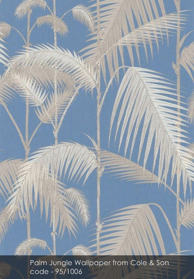 Palm Jungle Wallpaper From Cole Son
