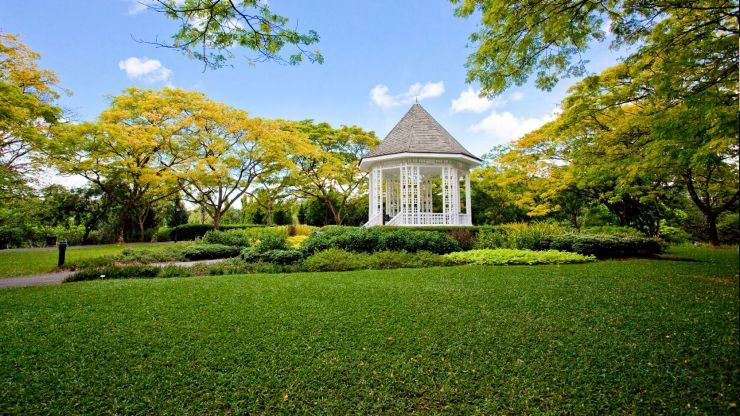 Singapore S Oldest Garden Is A Treasure Trove For Plant Lovers Or