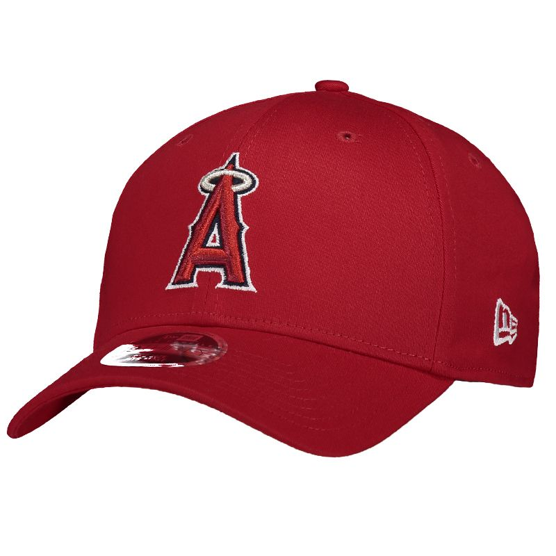 Boné New Era MLB Los Angeles Angels 3930 Vermelho Somente na FutFanatics  você compra agora Boné aba771b7f0e