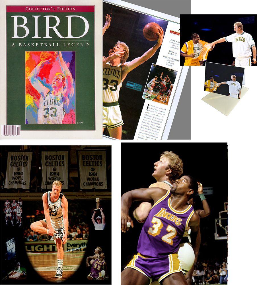 Happy Birthday Larry Bird Special!! Larry Bird Gift Pack