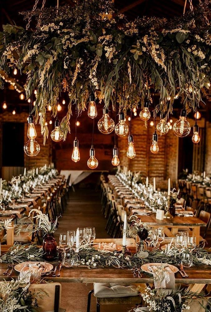 Boho combines a variety of details from the style of hippie, vintage and many ethnic elements. The best boho wedding trends 2020 are collected here.  - 30 Boho Wedding Trends 2020